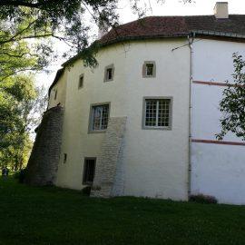 Rénovation du château 2017